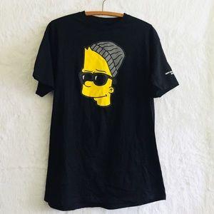 The Simpsons Neff El' Barto T-Shirt Large
